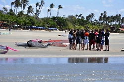 Jem Hall Brazil Windsurf Clinic 2021